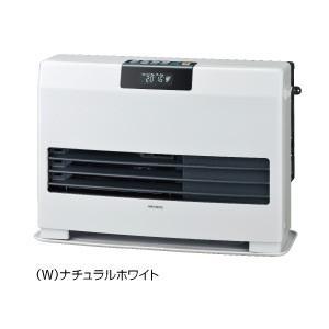 コロナ FF式温風ヒーターFF-WG5215S W ビルトインタイプ 防火性能認証品 別置タンク式 ナチュラルホワイト|rh-sogo