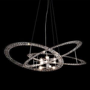 トーヨーキッチンスタイル照明SFHL-TRILOGY-L-LED トリロジーL LED クリスタル フレーム クローム|rh-sogo