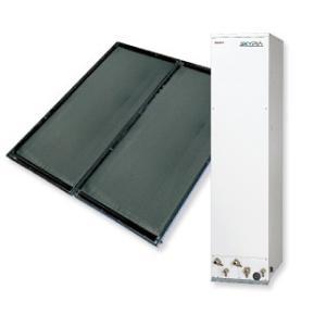 ノーリツ(NORITZ) 太陽熱利用ガスふろ給湯暖房システム【UF-2202D-BL】UFシリーズ 集熱面積4平方メートル|rh-sogo