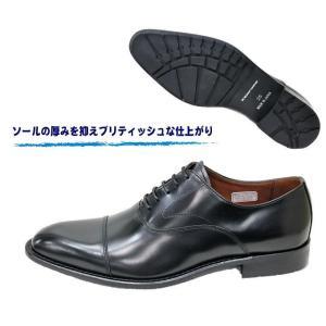 ビジネスシューズ メンズ リーガル KENFORD ケンフォード KB48AJ黒3E 靴 本革 ストレートチップ|rhythm-shoes|02