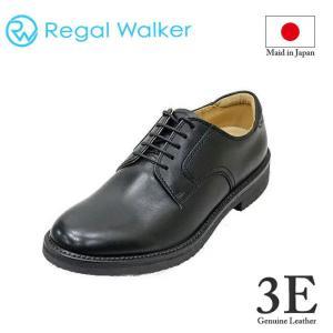 ウォーキングシューズ メンズ リーガルウォーカー 101W黒AH 幅広3E REGAL rhythm-shoes