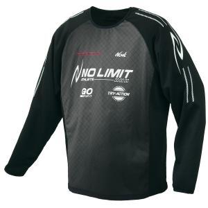ニシスポーツ 陸上 ランニングウエア  ウインドカットスウェットシャツ N78-300-07|rhythmic-rhythmy