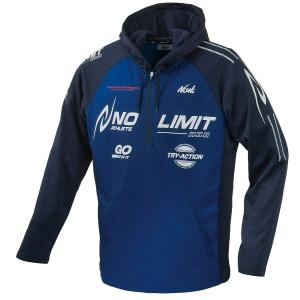 ニシスポーツ 陸上 ランニングウエア  ウインドカットスウェットパーカー N78-400-05|rhythmic-rhythmy