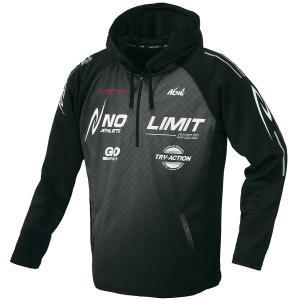 ニシスポーツ 陸上 ランニングウエア  ウインドカットスウェットパーカー N78-400-07|rhythmic-rhythmy