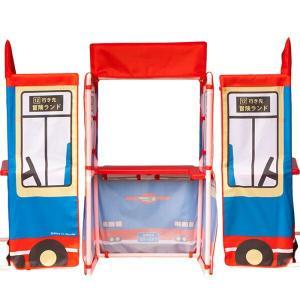 ままごとキッズテント スターバス冒険ランド カウンターテーブルセット 運転手さんごっこ|ribbon-m|04
