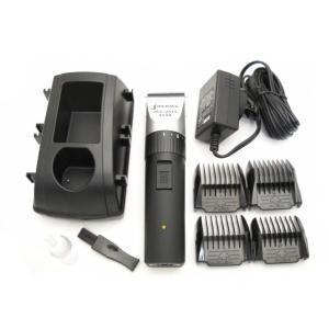 ジャンヌ プロ セラミック バリカン JEC-2015-313B コード付 コードレス両用 人用|ribishop