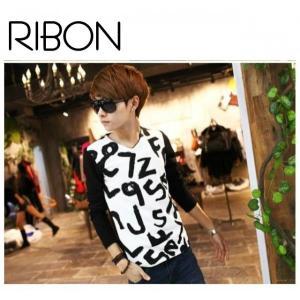 マルチ英語ロゴカットソーTシャツ|ribon