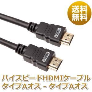 HDMIケーブル ハイスピードHDMIケーブル タイプAオス - タイプAオス 2m 送料無料|ribution