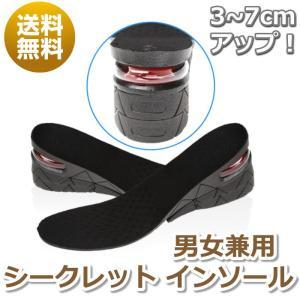 シークレット インソール 7cm 5cm 3cm 男女兼用 22.5-27cm 送料無料|ribution