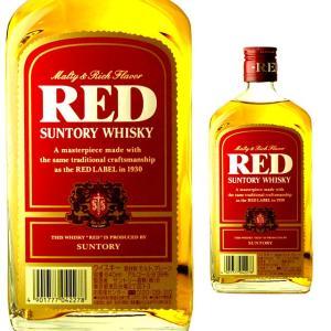 サントリー レッド 640ml ウイスキー 国産|ricaoh