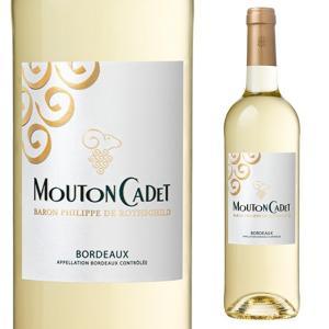 ムートン カデ ブラン 2015 2016 750ml 白ワイン|ricaoh