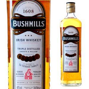ブッシュミルズ アイリッシュ・ウイスキー 40度 700ml ウイスキー アイリッシュ ウィスキー お酒 アイリッシュウイスキーあすつく|ricaoh