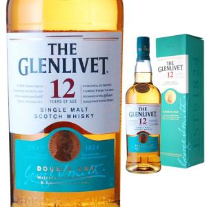 箱不良 ザ グレンリベット 12年 40度 700ml ウィスキー スコッチウイスキー 洋酒 お酒 ...