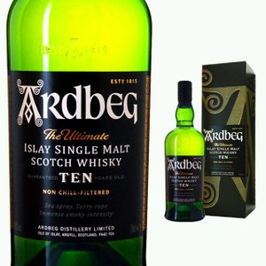 箱入 アードベッグ 10年 46度 700ml アードベック ウイスキー モルト スコッチ ウィスキー お酒 スコッチウィスキーあすつく|ricaoh