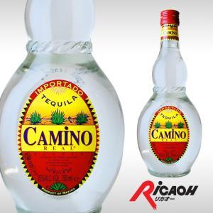 カミノ レアル ホワイト 35度 750ml スピリッツ テキーラ|ricaoh
