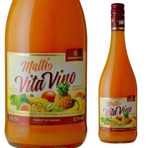 マルチ ヴィタ・ヴィーノ 750ml ドクターディームス フルーツワイン|ricaoh