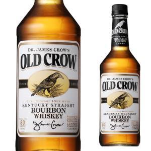 オールドクロウ 40度 700ml ウイスキー バーボン あすつく バーボンウイスキー ウィスキー|ricaoh