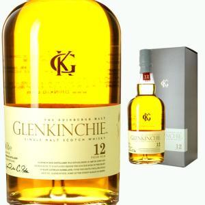 箱入 グレンキンチー 12年 43度 700ml ウイスキー モルト スコッチ ricaoh
