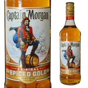キャプテン モルガン スパイスト ゴールド 35度 700ml スピリッツ ラム|ricaoh