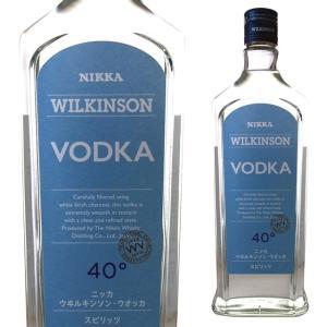 ウィルキンソン ウォッカ 40度 720ml スピリッツ ウォッカ|ricaoh