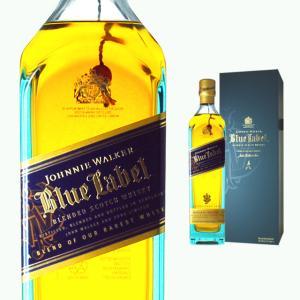 ボックス入 JW ブルーラベル 40度 750ml ジョニーウォーカー ウイスキー ブレンディッド スコッチ ricaoh