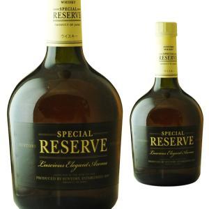サントリー ウイスキー スペシャルリザーブ 40度 700ml ウイスキー 国産 あすつく リザーブ...