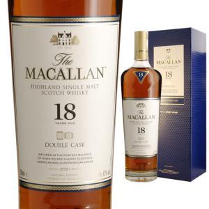 箱入 マッカラン 18年 43度 700ml ザ・マッカラン ウイスキー モルト スコッチ ricaoh