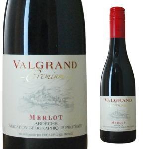 ミニ ヴァルグラン・プレミアム ルージュ 375ml 赤ワイン|ricaoh