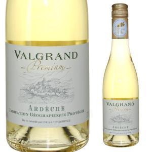 ミニ ヴァルグラン・プレミアム ブラン 375ml 白ワイン|ricaoh