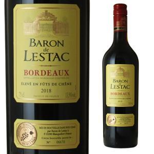 バロン ド レスタック ボルドー ルージュ 750ml 赤ワイン|ricaoh
