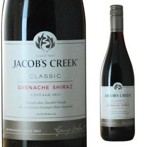 ジェイコブス クリーク グルナッシュ・シラーズ 750ml 赤ワイン ricaoh