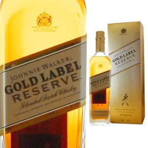 箱入 JW ゴールドラベルリザーブ 40度 700ml ジョニーウォーカー ウイスキー ブレンディッド スコッチ|ricaoh