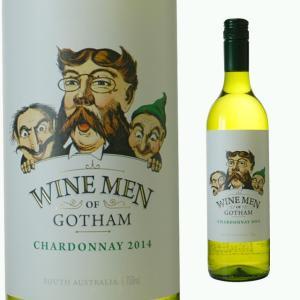 ワイン メン オブ ゴッサム シャルドネ 750ml 白ワイン ricaoh