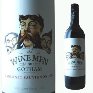 ワイン メン オブ ゴッサム カベルネソーヴィニヨン 750ml 赤ワイン ricaoh