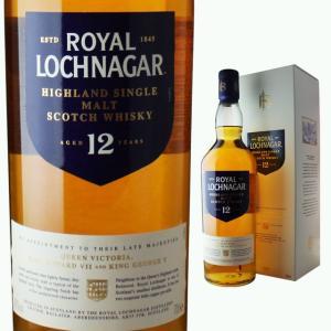箱入 ロイヤル ロッホナガー 12年 40度 700ml ウイスキー モルト スコッチ|ricaoh