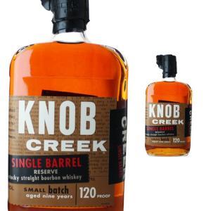 ノブ クリーク シングルバレル 60度 750ml ウイスキー バーボン ricaoh