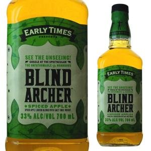 "EARLY TIMES BLIND ARCHER  昼12時までのご注文は""あすつく""対象です。離島..."