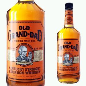 大容量 オールドグランダッド 40度 1000ml ウイスキー バーボン ricaoh