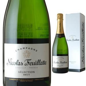 箱入 ニコラフィアット ホワイトラベル ブリュット 750ml シャンパン|ricaoh