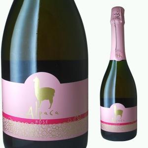 サンタ ヘレナ アルパカ スパークリング ロゼ 750ml スパークリングワイン ricaoh
