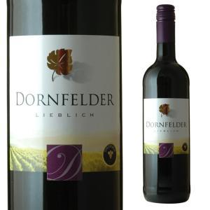 ドルンフェルダー セミスイート750ml やや甘口 赤ワイン|ricaoh