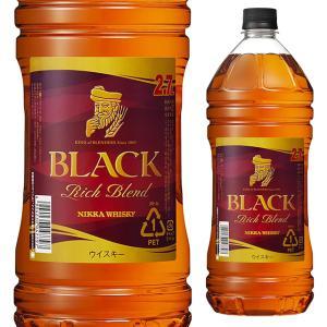 大容量 ブラックニッカ リッチブレンド 2700ml 2.7L ウイスキー 国産|ricaoh