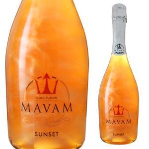 マバム サンセット 750ml スパークリングワイン ricaoh