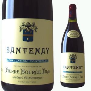 サントネー ドメーヌ・ピエール・ブレ 2000 750ml 赤ワイン|ricaoh