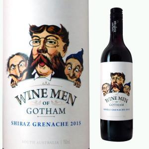 "WINE MEN OF GOTHAM SHIRAZ GRENACHE  昼12時までのご注文は""あす..."