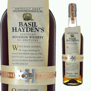ベイゼル ヘイデン 40度 750ml ウイスキー バーボン|ricaoh