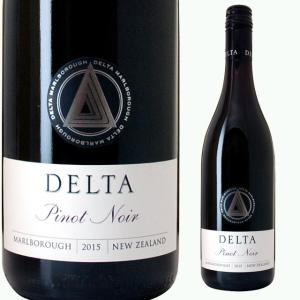 デルタ ピノノワール 2015 750ml 赤ワイン ricaoh