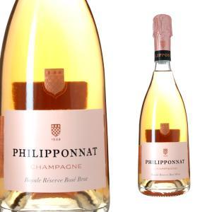 箱入 フィリポナ ロワイヤル レゼルヴ ロゼ ブリュット 750ml シャンパン ricaoh