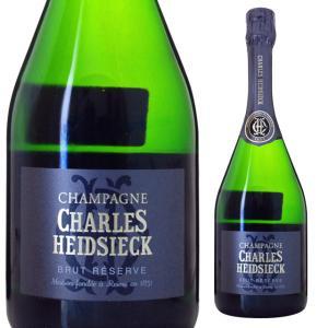 シャルル・エドシック ブリュット レゼルブ 750ml シャンパン