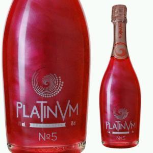 プラチナム フレグランス NO.5 ストロベリー&ミント 750ml スパークリングワイン|ricaoh